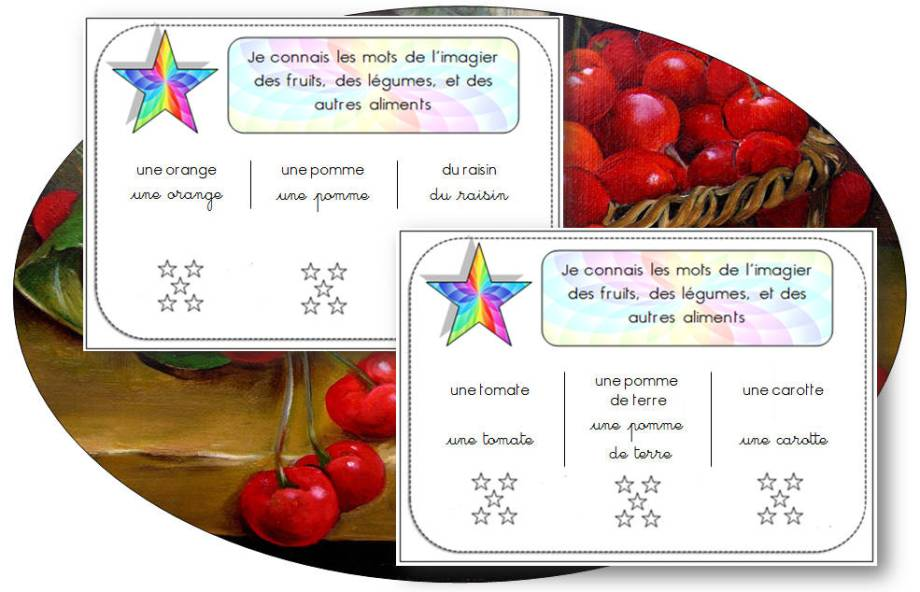 acquisition-mots-imagier-fruits-legumes-autres-aliments