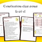 Lecture au cp - ce1 - ce2 | Confusion des sons | Le cycle ...