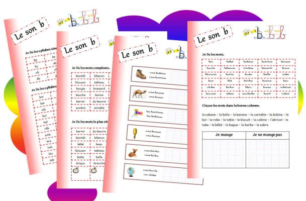 fiche-exercices-lettre-son-b-cp-ce1-cycle2