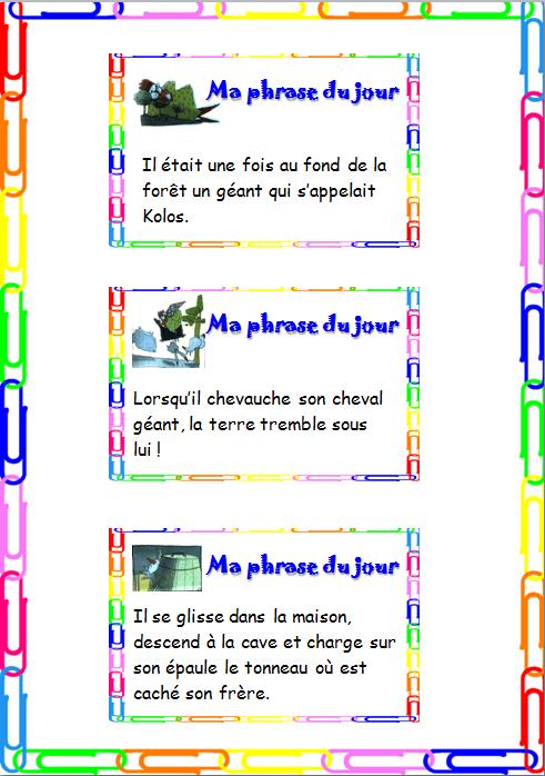 ma-phrase-du-jour-cep-ce1-cycle-2-ecrire-au-quotidien-grammaire-orthographe-production-d-ecrits-j-ecris-une-phrase-je-copie-et-je-dessine-phrase-2