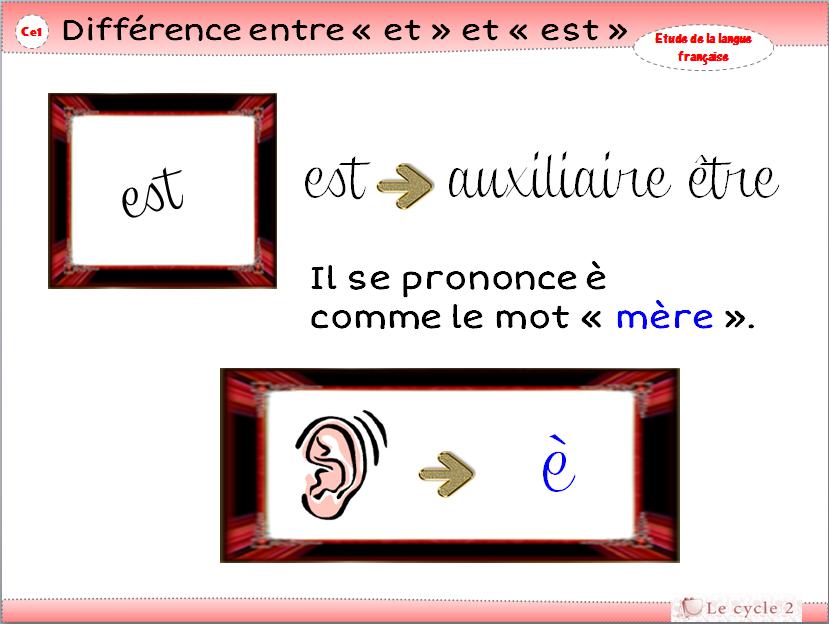difference-entre-et-ou-est-homophones-grammaticaux-ce1-cycle2-son-e-comme-mere